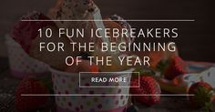 Everyone loves a good icebreaker - it's a great way to get to know other people…