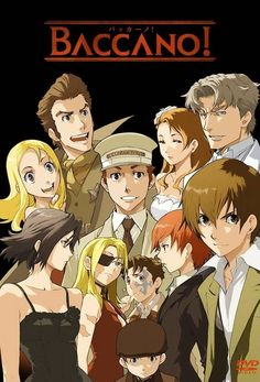 Baccano! The times when you want to cry are when you have to try your hardest. That's why I decided I'll cry in general. Then, when I have to shed tears for a time when I really want to cry, my tears would have run dry. #quotes #anime #baccano