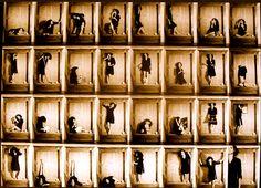 que dolor dentro de un armadio  foto di Evita Pizzale ©2004   per techne venezia Bevilacqua La Masa