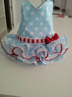 Traje gitana para 9 meses Little Girl Dresses, Girls Dresses, Little Girls, Fair Outfits, Frock Design, Cute Outfits For Kids, Girl Doll Clothes, Candyland, Baby Sewing