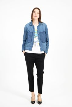 Tak Jeans Shirt by Zadig & Voltaire