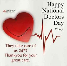 National Doctors Day, Take Care, Doctors Day
