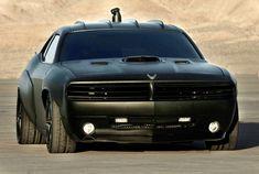 #Dodge Challenger Vapor