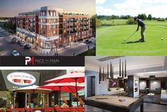 Experience the vibrant heart of downtown Stouffville at Pace on Main boutique condominium. #paceonmain