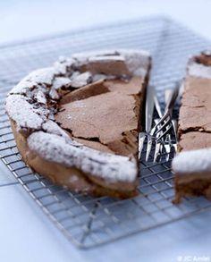 La torta sin mantequilla y sin mancha para 8 personas - Recetas Elle à la tabla