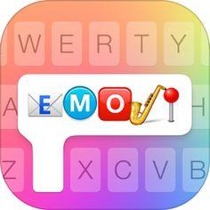 Emojizer Keyboard - Custom Emoji Font for iOS 8 by Alejandro Portela