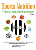 Sports Nutrition: A Practice Manual for Professionals (fifth) Edition published by American Dietetic Association Tofu Nutrition, Green Grapes Nutrition, Nutrition Jobs, Nutrition Resources, Athlete Nutrition, Nutrition Activities, Nutrition And Dietetics, Nutrition Guide, Cleaning