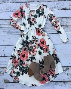 cute outfits for church Summer Outfits Komplette Outfits, Skirt Outfits, Spring Outfits, Dress Skirt, Casual Outfits, Dress Up, Fashion Outfits, Modest Dresses, Cute Dresses