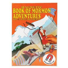 Magnetic Book of Mormon Adventures Vol # 3 title of Liberty
