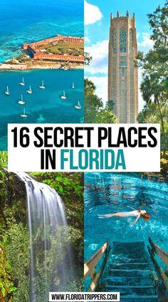 Places In Florida, Visit Florida, Florida Vacation, Florida Travel, Florida Trips, Vacation Destinations, Dream Vacations, Vacation Spots, Cool Places To Visit