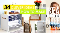 34 Smart IKEA furniture upgrade