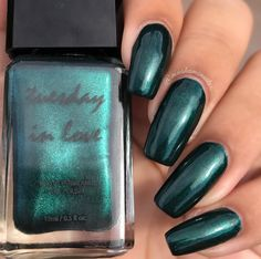 Lucky-[halal_nail_polish]-Tuesday in Love    Halal Nail Polish #tuesdayinlove #halalnailpolish #waterpermeable #halalcosmetics #halal #nail #polish #nailpolish