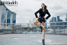 Layla 12th Place #Singapore #AsNTM #Model