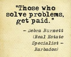 Thoughts on productivity and creativity...Debra Burnett - Real Estate Specialist and Motivator