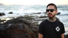 Bolderlines Apparel - Mandala Tee Brisbane-based independent clothing. Tattoo inspired apparel.
