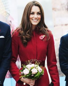 Long Hairstyles -Harper's BAZAAR- Kate Middleton hair| This is simple and pretty, but I feel like it's close to what I already have...
