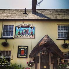 Tom Cobley Tavern in Spreyton Devon maybe a lunch 1.5hr from Plymouth