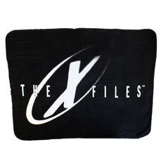 "The X-Files ""I Want To Believe"" 50""x60"" Fleece Throw Blanket - Multi"