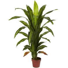 bamboo silk plant (48 in. tall)nearly natural | silk plants
