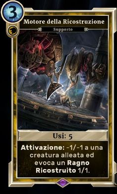The Elder Scrolls Legends U2013 Ritorno A Clockwork City | | Garkonda