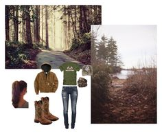 Fall by reptilegirl99 on Polyvore featuring polyvore, fashion, style, Realtree, Carhartt, GUESS, Nocona and clothing