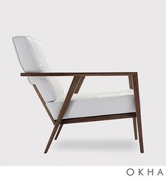 OKHA Interiors Outdoor Chairs, Outdoor Furniture, Outdoor Decor, Armchairs, Decoration, Arms, Interiors, Design, Home Decor