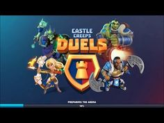 Castle Creeps Duels #2 android gameplay español