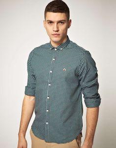 smart Baracuta's Valencia Shirt
