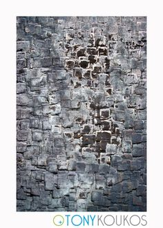 rock, repetition, squares, layers, depth, art, photography, travel, Tony Koukos, Koukos