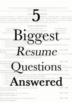 5 Biggest Resume Debates Among Recruiters Resume Advice Job