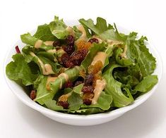 A recent study found that daily salad eaters had higher levels of certain disease-fighting antioxidants. Here, healthy salad recipes for lunch and dinner, from fruit salad to chicken salad and more.