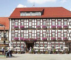 #Ringhotel weißer hirsch a Wernigerode  ad Euro 85.97 in #Wernigerode #Germania