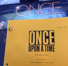 Here's another #OnceUponATime #titlespoiler -- hope to see ya Sunday for an all new episode.  #OnceIsFrozen