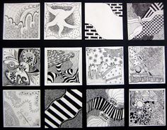 Experiments in Art Education: High School