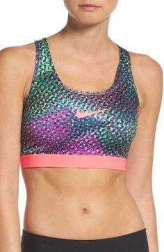 Women's Nike Pro Classic Kaleidoscope Sports Bra