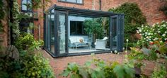 Glass To Floor Lean-To Conservatory from Conservatory Outlet