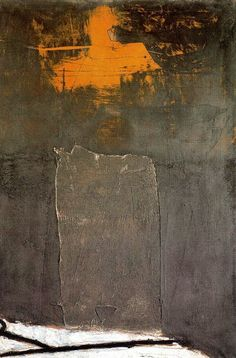 Peinture XXVIII (1955) by Antoni Tapies, Arts are in danger, murder and destruction are history but not yet until you wake up and go green, support all natural renewable energies and services, go organic vegetarian and use natural healing, go ecological and set 4 real freedom, http://www.ninaohmanarts.com