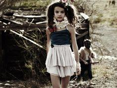 Wovenplay Havana tutu. By Kid-in. Photographer Frej Hedenberg