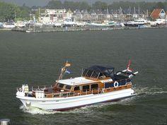 Super van Craft. Model 13,80. Year 1987. Jachtwerf Klaassen Voorschoten, The Netherlands.