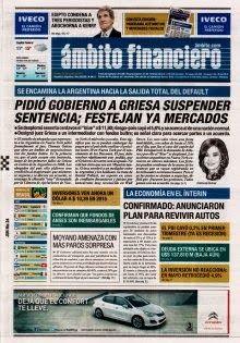 OpinionPublicaSantafesina(ops): diarios de argentina