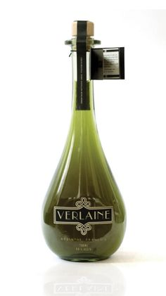 verlaine absinthe.    one of the best absinthe brands, velaine is smooth and elegant, the way absinthe should be.