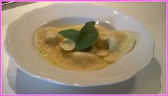 No gluten! Yes vegan!: Ravioli di riso con ripieno di zucchine ed alghe c...