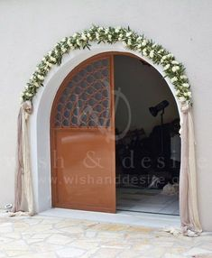The flower arrangements for church wedding planning process you'll want to be well aware of how rapidly costs accumulate. Star Wedding, Greek Wedding, Floral Wedding, Wedding Flowers, Church Wedding Decorations, Bridal Shower Decorations, Floral Centerpieces, Flower Arrangements, Flower Window