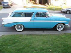 1956 Chevrolet Nomad Two Door Wagon - Image 1 of 25