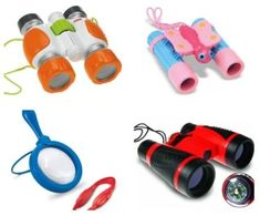 Binoculars for Kids by Anzazo - Shock Proof Compact Binoculars Toy for Boys and Girls With High-resolution Real Optics - Best for Bird Watching, Travel, Safari, Adventure, Outdoor Fun Holiday Gift Guide, Holiday Gifts, Christmas Gifts, Binoculars For Kids, Outdoor Fun, Natural Wonders, Toys For Boys, Boy Or Girl, Safari Adventure