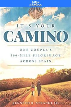 #CaminoBook This is about an American couple that share a profound love for Spanish history, culture and gastronomy. Kenneth Strange and his wife embarked on a 31-day journey along the Camino Francés travelling over the Pyrenees and across northern Spain to Santiago de Compostela. This book accurately and entertainingly shows what a Pilgrim might expect when walking the Camino. Read more: New Books, Books To Read, Free Epub, British Travel, 500 Miles, The Camino, Book Launch, Reading Time, Pilgrimage