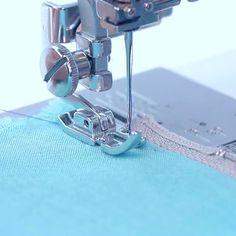 Sewing a Separating Zipper