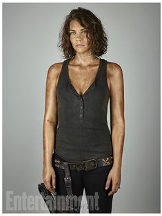 'Walking Dead': New EW Character Portraits, Maggie Greene