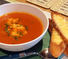 Tomato and Couscous Soup