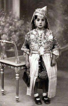 Petite princesse Algérie